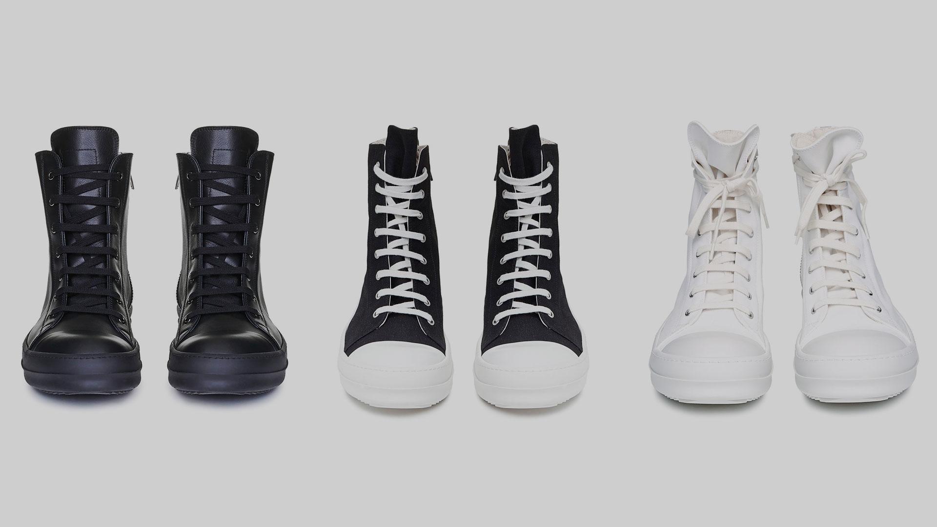 Hogyan perelte be (majdnem) a Nike Rick Owens-t