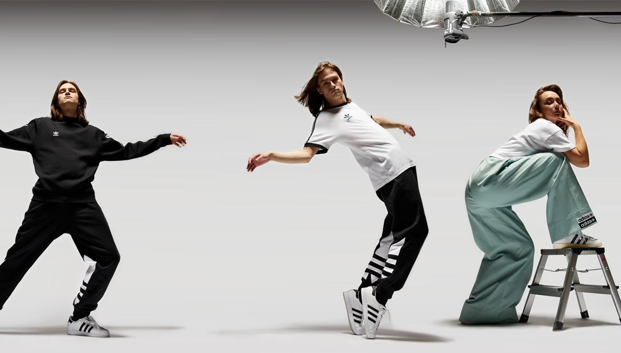 Fotó edit: adidas Superstar