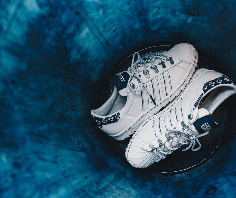Csillag a Superstarok között: Footshop x adidas Superstar 'Blueprinting'